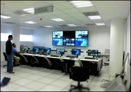 Police Station Control Room