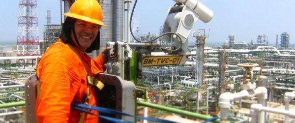 Refinery CCTV